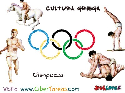 Olimpiadas - Cultura Griega