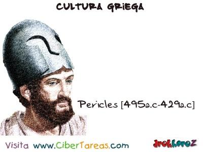 Pericles - Cultura Griega