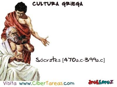 Socrates - Cultura Griega
