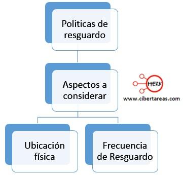politicas de resgurado resguardo y elaboracion de documentos electronicos