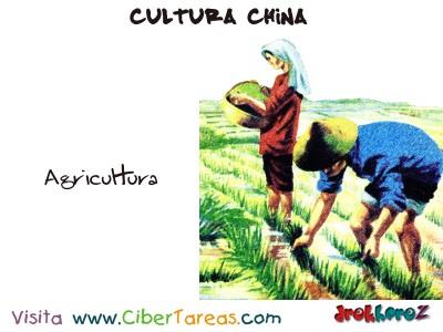 Agricultura - Cultura China