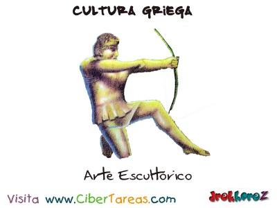 Arte Escultorico - Cultura Griega