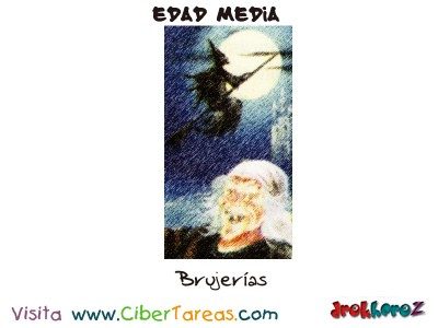 Brujerias - Edad Media