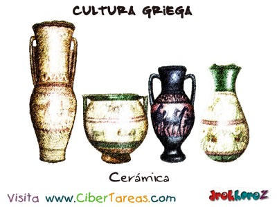 Ceramica - Cultura Griega