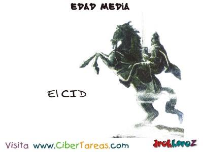 El CID - Edad Media