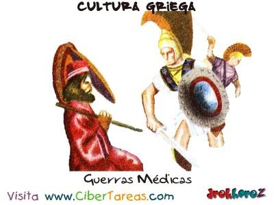 Guerras Medicas - Cultura Griega