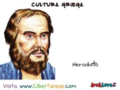Herodoto - Cultura Griega
