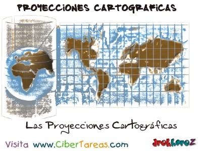 Las Proyecciones Cartograficas