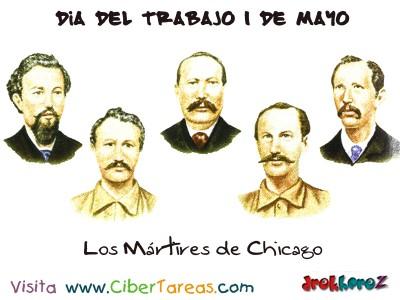 Los Martires de Chicago - Dia del Trabajo 1 de Mayo