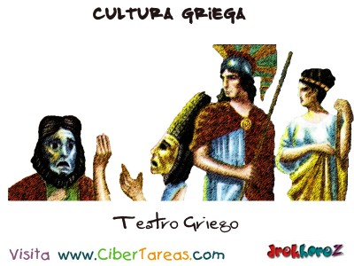 Teatro Griego - Cultura Griega