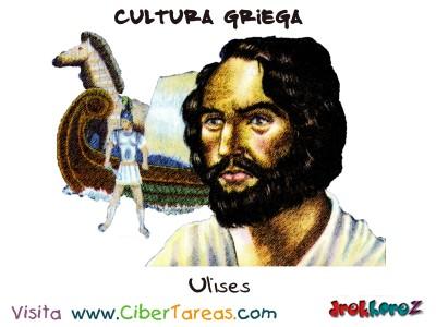 Ulises - Cultura Griega