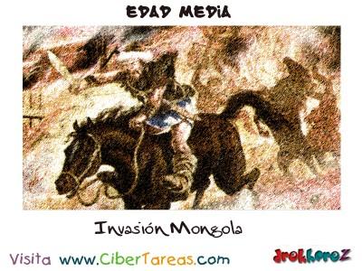 Invasion Mongola - Edad Media