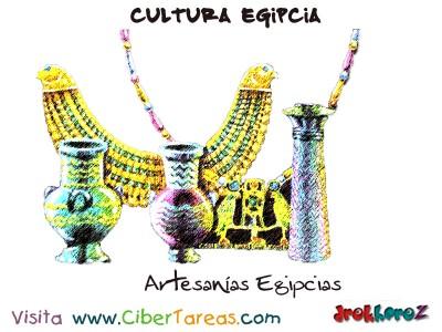 Artesanias Egipcias - Cultura Egipcia
