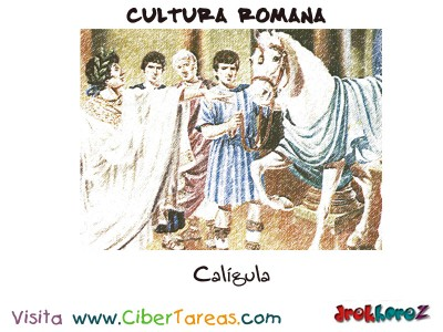 Caligula - Cultura Romana
