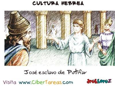 Jose esclavo de Putifar - Cultura Hebrea