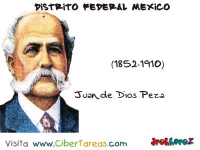 Juan de Dios Peza - Distrito Federal Mexico