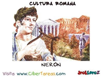 Neron - Cultura Romana