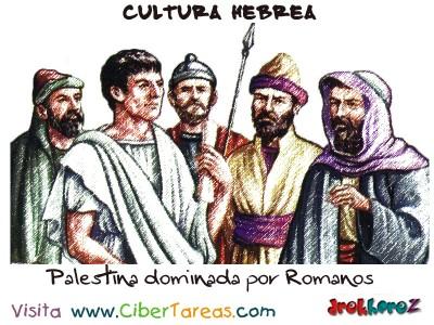 Palestina dominada por Romanos - Cultura Hebrea