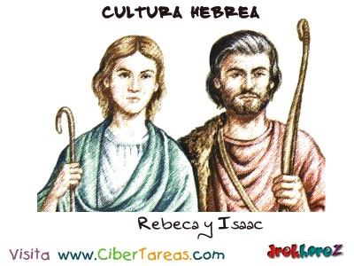 Rebeca y Isaac - Cultura Hebrea