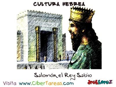 Salomon el Rey Sabio - Cultura Hebrea