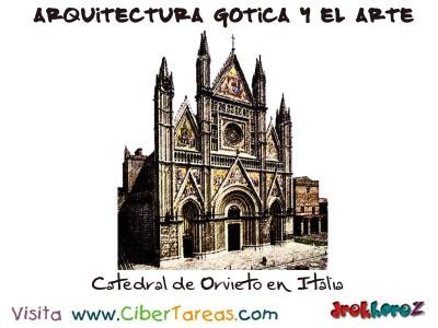 Catedral de Orvieto - Arquitectura Gotica y el Arte