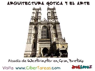 Abadia de Westminster - Arquitectura Gotica y el Arte