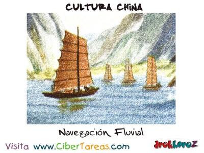 Navegacion Fluvial - Cultura China