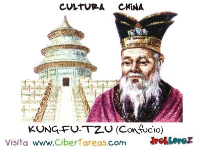 KUNG-FU-TZU-Confucio - Cultura China