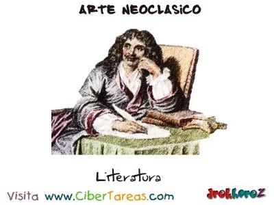 Literatura - Arte Neoclasico