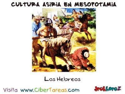 Los Hebreos - Cultura Asiria Mesopotamia