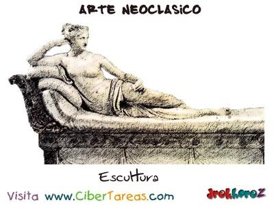 Escultura - Arte Neoclasico