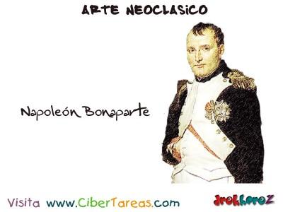 Napoleon Bonaparte - Arte Neoclasico