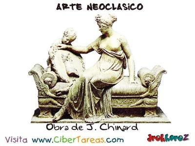 Obra de J. Chinard - Arte Neoclasico