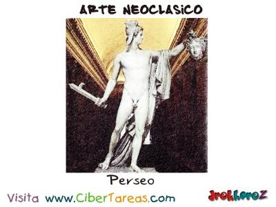 Perseo - Arte Neoclasico