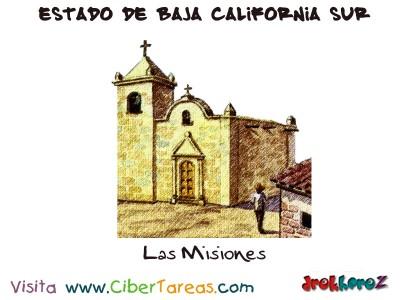 Las Misiones - Estado de Baja California Sur