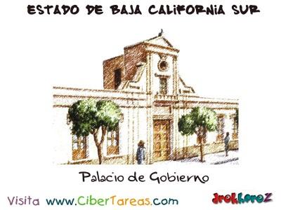 Palacio de Gobierno - Estado de Baja California Sur
