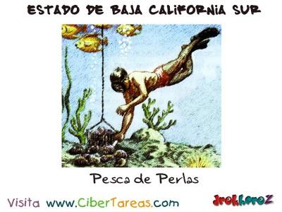 Pesca de Perlas - Estado de Baja California Sur