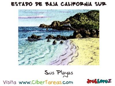 Sus Playas - Estado de Baja California Sur