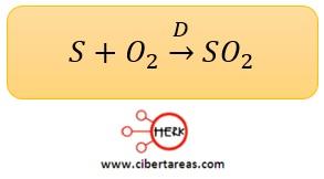 dioxido de azzufre quimica 2