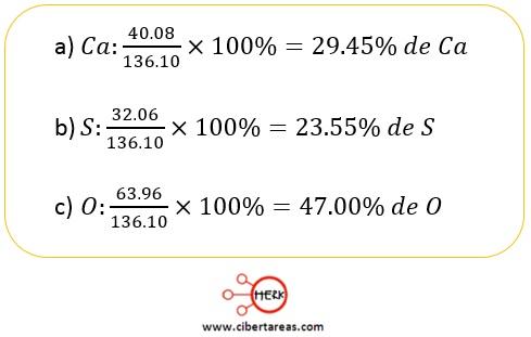 ejemplo ley de las proporciones definicas o de proust composicion porcentual (1)