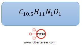 formula minima empirica estrictina
