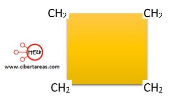 ciclobutano quimica