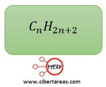 formula alcanos