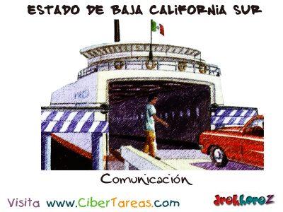 Comunicacion - Estado de Baja California Sur
