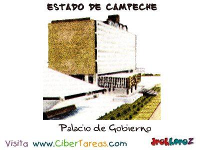 Palacio de Gobierno - Estado de Campeche