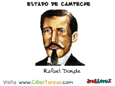 Rafael Donde - Estado de Campeche