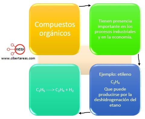 importancia de los compuestos organicos quimica