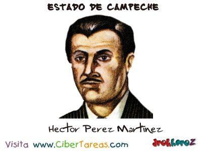Hector Perez Martinez - Estado de Campeche