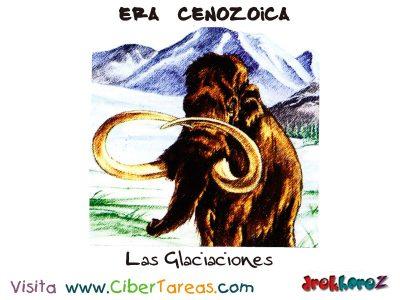 Las Glaciaciones - Era Cenozoica-2