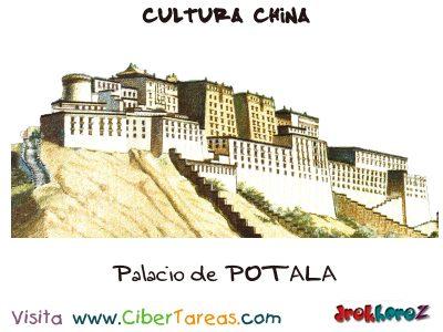 Palacio de Potala - Cultura China